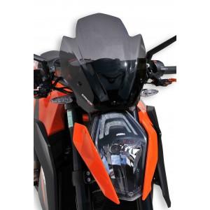 Ermax sport nose screen Super Duke 1290 Sport nose screen Ermax 1290 SUPER DUKE 2014/2016 KTM MOTORCYCLES EQUIPMENT