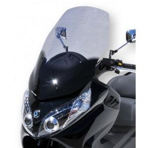 Ermax - Para brisa Maxsym400 / Maxsym600 Parabrisas alta protección Ermax MAXSYM 400/600 I 2011/2019 SYM SCOOT EQUIPO DE SCOOTER