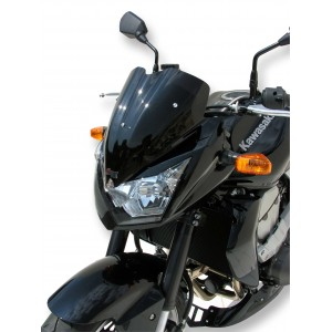 Ermax nose screen Z 750 2007/2012 Nose screen Ermax Z750N 2007/2012 KAWASAKI MOTORCYCLES EQUIPMENT