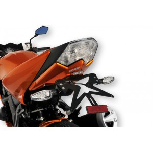 Ermax plate support Z 750 2007/2012 Plate holder Ermax Z 750 N 2007/2012 KAWASAKI MOTORCYCLES EQUIPMENT