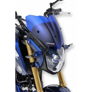 Ermax sport nose screen MSX 125 (GROM) Sport nose screen Ermax MSX 125 (GROM) 2013/2016 HONDA MOTORCYCLES EQUIPMENT