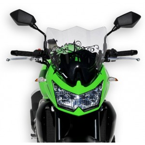 Ermax nose screen Z 750 2007/2012 Nose screen Ermax Z 750 N 2007/2012 KAWASAKI MOTORCYCLES EQUIPMENT