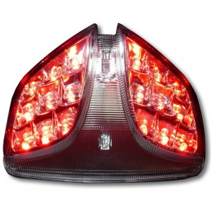 Tail light with LED SV650N 2016/2020 Tail light with LED Ermax SV650N 2016/2020 SUZUKI MOTORCYCLES EQUIPMENT