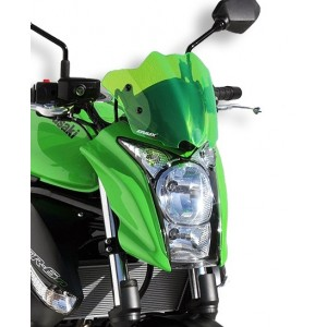 Ermax Sport nose screen ER-6N 2009/2011 Sport nose screen Ermax ER 6 N/F 2009/2011 KAWASAKI MOTORCYCLES EQUIPMENT