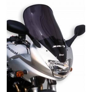 Ermax : Cúpula alta protección ZR-7S Cúpula alta + 15cm Ermax ZR 7 S 2001/2003 KAWASAKI EQUIPO DE MOTO