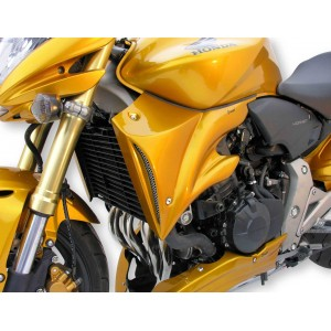 Ermax : Radiator scoops 600 Hornet Radiator scoops Ermax CB 600 HORNET 2007/2010 HONDA MOTORCYCLES EQUIPMENT