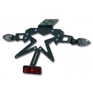 Ermax: soporte de matrícula SUP09