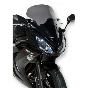 Ermax flip up screen ER 6 F 2012/2015 High screen Ermax ER 6 F / NINJA 650 R 2012/2016 KAWASAKI MOTORCYCLES EQUIPMENT