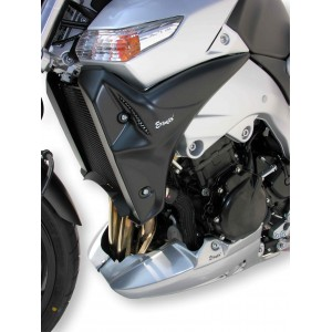 Ermax : Radiator scoops GSR 600 Radiator scoops Ermax GSR 600 2006/2011 SUZUKI MOTORCYCLES EQUIPMENT