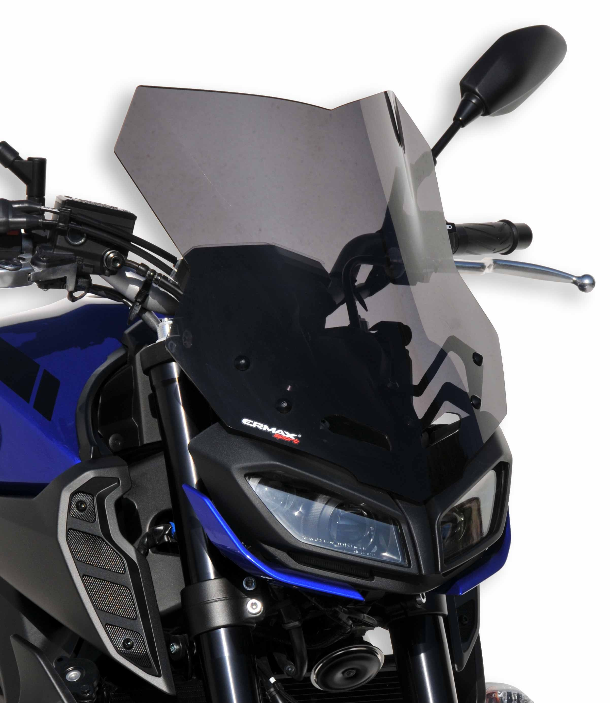 Ermax Accessories For Yamaha Mt 09 2017 2019 Screen 2018