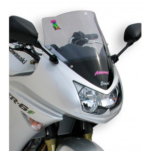 Aeromax ® screen ER6F 2006/2007 Aeromax ® screen Ermax ER 6 N/F 2006/2008 KAWASAKI MOTORCYCLES EQUIPMENT