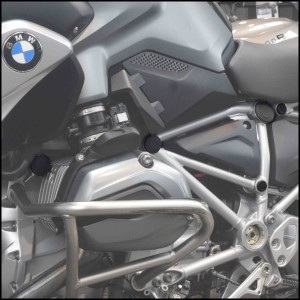 Ermax : Frame end caps R1200GS