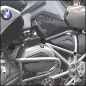 Ermax : Tapones de chasis R1200GS