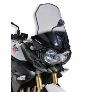 Ermax: bolha proteção máxima Tiger 800/XC Bolha proteção máxima Ermax TIGER 800 / 800 XC 2011/2017 TRIUMPH EQUIPAMENTO DE MOTOS