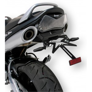 Ermax : support de plaque GSR 600 2006/2011 Support de plaque Ermax GSR 600 2006/2011 SUZUKI EQUIPEMENT MOTOS