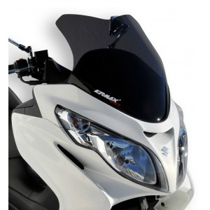 Ermax sport windshield 400 Burgman Sport windshield Ermax 400 BURGMAN 2006/2016 SUZUKI SCOOT SCOOTERS EQUIPMENT