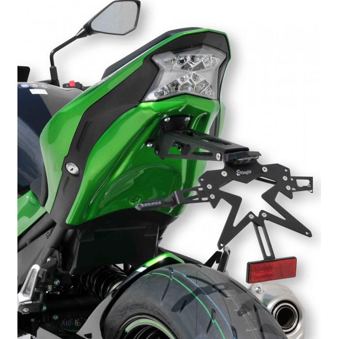 Ermax : Passage de roue Z900