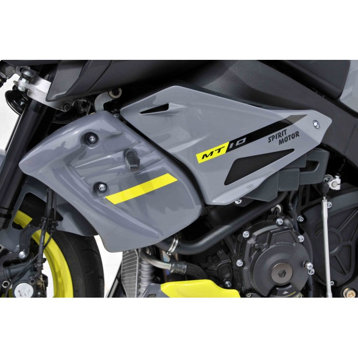 Ermax Radiator scoops MT10