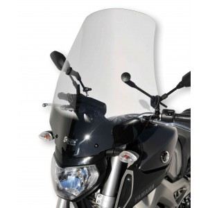 Ermax : Bulle touring MT09 Bulle touring Ermax MT-09 / FZ-09 2014/2016 YAMAHA EQUIPEMENT MOTOS