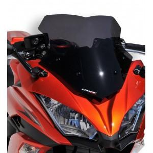 Ermax : Cúpula deportiva Ninja 650 Cúpula deportiva Ermax NINJA 650 2017/2019 KAWASAKI EQUIPO DE MOTO