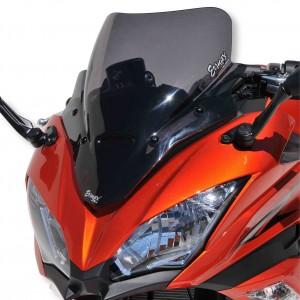 Aeromax : Cúpula Ninja 650 Cúpula Aeromax® Ermax NINJA 650 2017/2019 KAWASAKI EQUIPO DE MOTO