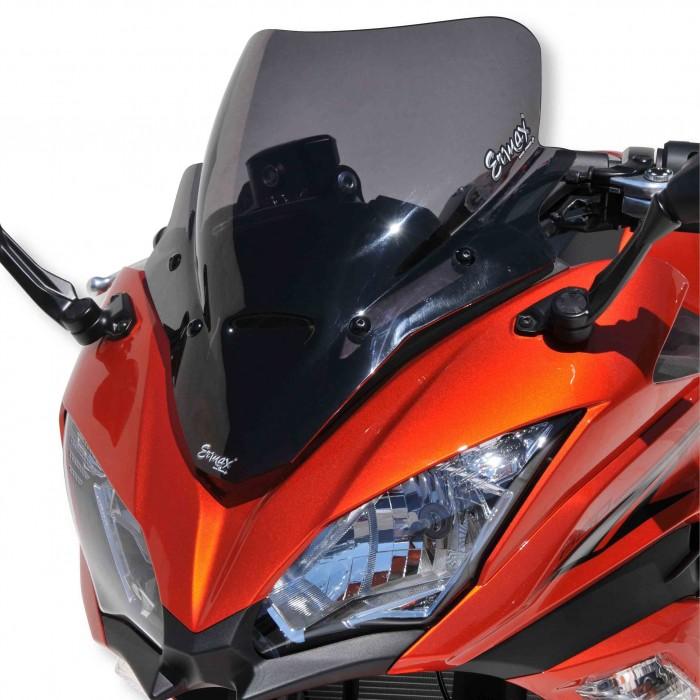 Aéromax : bulle Ninja 650