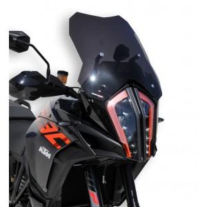 Ermax : Bolha alta KTM 1290 Adventure Bolha alta Ermax 1290 ADVENTURE S 2017/2020 KTM EQUIPAMENTO DE MOTOS