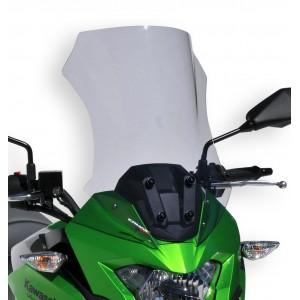 Ermax : Bolha proteção máxima Versys 300 Bolha proteção máxima Ermax VERSYS X 300 2017/2019 KAWASAKI EQUIPAMENTO DE MOTOS