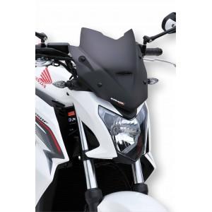 Ermax : Para-brisa esportivo CB 650 F 2014/2016 Bolha esportiva Ermax CB650F 2014/2016 HONDA EQUIPAMENTO DE MOTOS