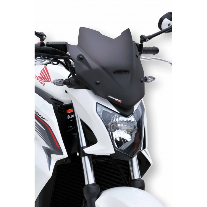 Ermax : Para-brisa esportivo CB 650 F 2014/2016