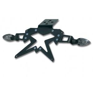 Ermax: suporte de placa SUP09 Suporte de placa SUP09 Ermax SUPORTE DE PLACA ALUMÍNIO ACESSÓRIOS UNIVERSAIS Início