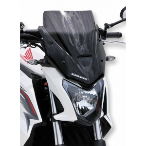 Ermax nose screen CB 650 F 2014/2016 Nose screen Ermax CB650F 2014/2016 HONDA MOTORCYCLES EQUIPMENT