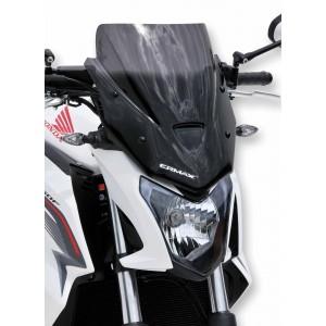 Ermax : Saute-vent CB 650 F 2014/2016 Saute-vent Ermax CB 650 F 2014/2016 HONDA EQUIPEMENT MOTOS