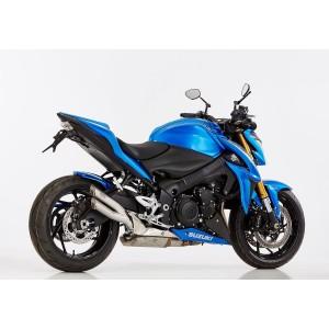 Echappement GSXS 1000 / GSXS 1000 F Echappement Hurric Pro 2  GSX-S 1000 / GSX-S 1000 F 2015/2019 SUZUKI EQUIPEMENT MOTOS