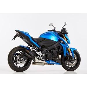 Escape GSXS 1000 / GSXS 1000 F Escape Hurric Pro 2  GSX-S 1000 / GSX-S 1000 F 2015/2020 SUZUKI EQUIPO DE MOTO