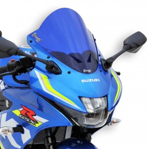 Aeromax® screen GSX-R 125 Aeromax® screen GSXR Ermax GSX-R 125 / GSX-S 125 2017/2019 SUZUKI MOTORCYCLES EQUIPMENT