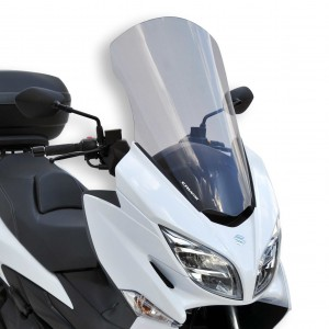 Ermax high windshield Burgman 400 High windshield Ermax 400 BURGMAN 2017/2019 SUZUKI SCOOT SCOOTERS EQUIPMENT