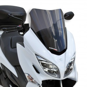 Ermax : sport windshield 400 Burgman Sport windshield Ermax 400 BURGMAN 2017/2019 SUZUKI SCOOT SCOOTERS EQUIPMENT