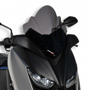Ermax : Hyper sport windshield 300 XMax Hyper sport windshield Ermax X MAX 300 2017/2019 YAMAHA SCOOT SCOOTERS EQUIPMENT