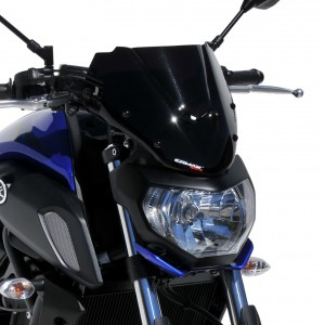 Ermax Sport nose screen MT07 / FZ7 2018