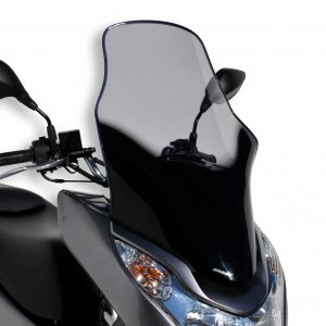 Ermax high windshield PCX 125 2010/2013 High windshield Ermax PCX 125  2010/2013 HONDA SCOOT SCOOTERS EQUIPMENT