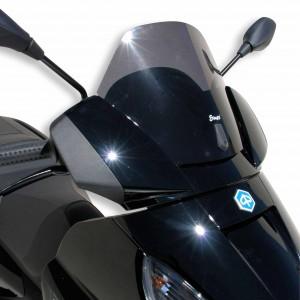 Ermax : Para-brisa esportiva X7 Para-brisa esportiva Ermax X7 / X7 EVO 125/250/300 IE 2008/2014 PIAGGIO SCOOT EQUIPAMENTO DE SCOOTERS