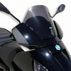 Ermax sport windshield X7 Sport windshield Ermax X7 / X7 EVO 125/250/300 IE 2008/2014 PIAGGIO SCOOT SCOOTERS EQUIPMENT