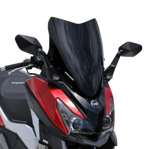 Ermax : Cruisym sport windshield Sport windshield Ermax CRUISYM 125I / 300I 2018/2019 SYM SCOOT SCOOTERS EQUIPMENT