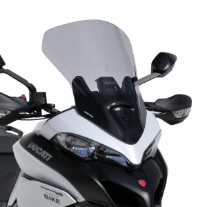 Ermax : screen  Multistrada 1260 2018 Original size screen Ermax MULTISTRADA 1260 2018/2019 DUCATI MOTORCYCLES EQUIPMENT
