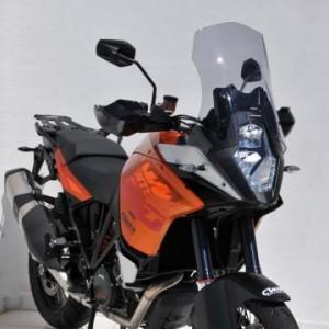 bolha proteção máxima 1050 Adventure 2015 Bolha proteção máxima Ermax 1050 Adventure 2015 KTM EQUIPAMENTO DE MOTOS