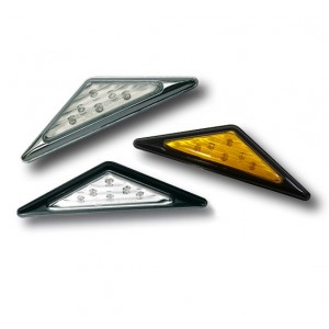 Side markers Side markers n°8  LED BLINKERS / INDICATORS UNIVERSAL ACCESSORIES Home