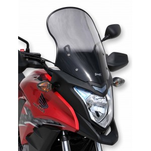 Ermax : Bulle haute CB 500 X 2013/2015 Bulle haute CB500X 2013/2015 Ermax CB 500 X 2013/2018 HONDA EQUIPEMENT MOTOS