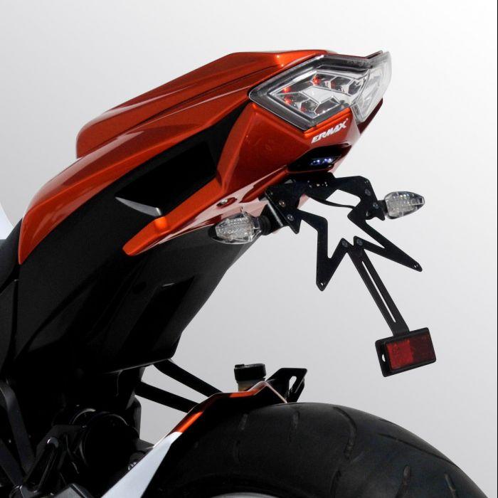 soporte portamatrícula  Z 1000 2010/2013