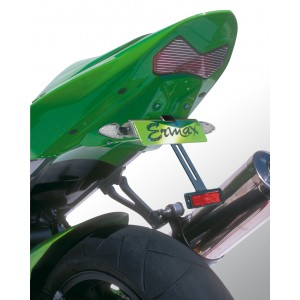 suporte de placa ZX 6 R 2003/2004 Suporte de placa Ermax ZX 6 R 2003/2004 KAWASAKI EQUIPAMENTO DE MOTOS